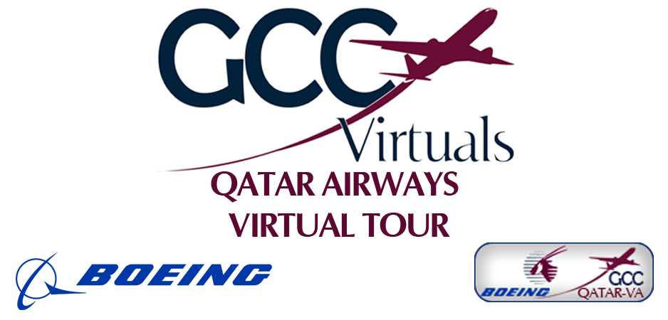 Qatar Airways Virtual Boeing